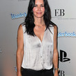 Courteney Cox Clothes - Loose Blouse