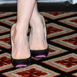Cynthia Nixon Evening Pumps
