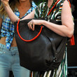 Cynthia Nixon Handbags - Oversized Satchel