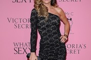 Daisy Fuentes One Shoulder Dress