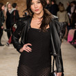Daisy Lowe Clothes - Leather Jacket