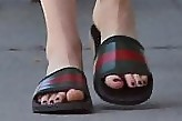Dakota Johnson Sandals