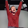 Damon Albarn Scoopneck Sweater