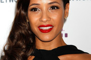 Dania Ramirez Long Side Part