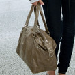 Dannii Minogue Metallic Tote