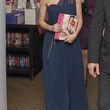 Dannii Minogue Clothes - One Shoulder Dress