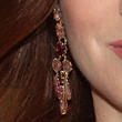 Debra Messing Jewelry - Dangling Gemstone Earrings