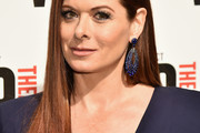 Debra Messing Long Hairstyles