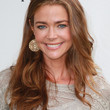 Denise Richards Long Wavy Cut