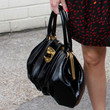 Denise van Outen Handbags - Leather Hobo Bag