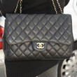 Denise van Outen Handbags - Quilted Leather Bag