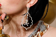 Diablo Cody Sterling Dangle Earrings