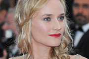 Diane Kruger Wears Medium Wavy Cut to Cannes Film Festival