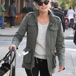 Diane Kruger Clothes - Military Jacket