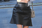 Diane Kruger Mini Skirt