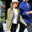 Diane Kruger Clothes - Utility Jacket