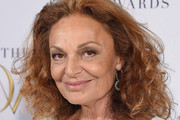 Diane von Furstenberg Shoulder Length Hairstyles