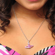 Dionne Bromfield Gemstone Pendant