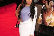 Dionne Bromfield One Shoulder Dress