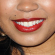 Dionne Bromfield Red Lipstick