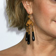Drew Barrymore Jewelry - Gemstone Chandelier Earrings