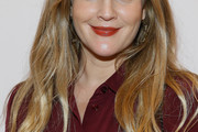 Drew Barrymore Long Hairstyles