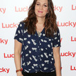 Drew Barrymore Print Blouse