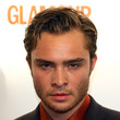 Ed Westwick Hair - Short Side Part