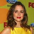 Eliza Dushku Medium Wavy Cut