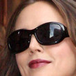 Eliza Dushku Sunglasses - Oval Sunglasses