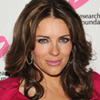 Elizabeth Hurley Hair - Medium Curls