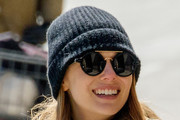 Elizabeth Olsen Winter Hats