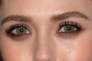 Elizabeth Olsen Metallic Eyeshadow