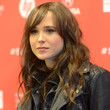 Ellen Page Hair - Long Curls