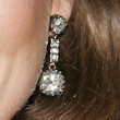 Ellen Pompeo Dangling Diamond Earrings