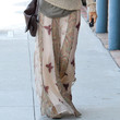 Elsa Pataky Clothes - Long Skirt