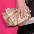 Emily Bergl Handbags - Metallic Clutch