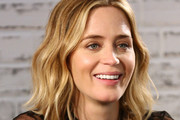 Emily Blunt Shoulder Length Hairstyles