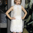 Emily Browning Cocktail Dress