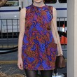 Emily Browning Day Dress