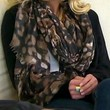Emily Maynard Accessories - Patterned Scarf