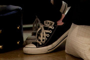 Emily Osment Canvas Shoes