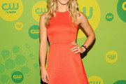 Emily bett Rickards Cutout Dress