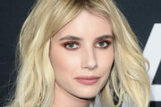 Emma Roberts Shoulder Length Hairstyles