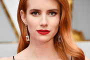 Emma Roberts Long Hairstyles