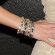 Emmy Rossum Bangle Bracelet