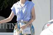 Emmy Rossum Shoulder Bags