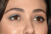Emmy Rossum Jewel Tone Eyeshadow