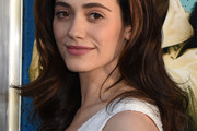 Emmy Rossum Long Hairstyles