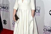 Ginnifer Goodwin Evening Dress